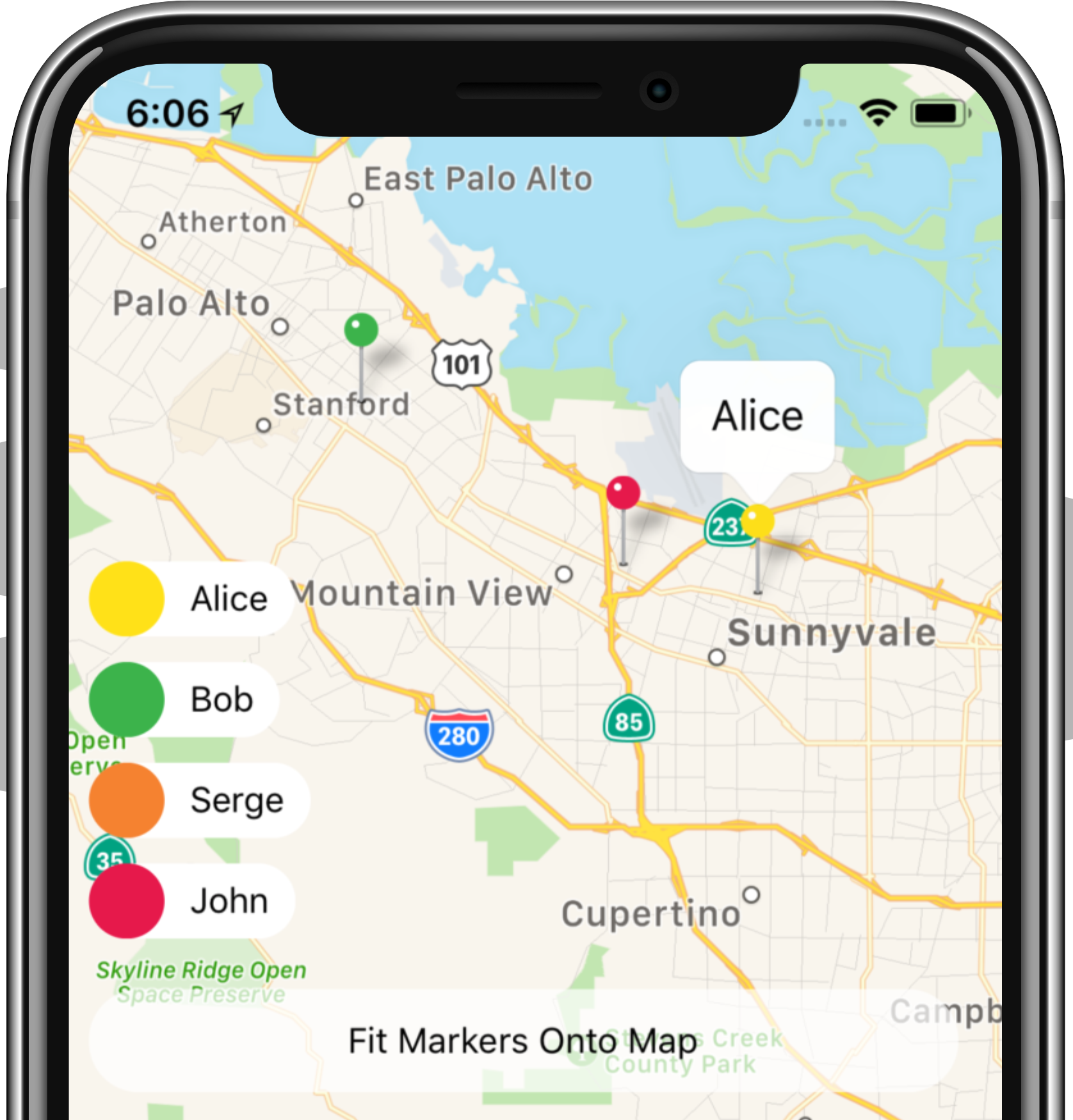 React Native Maps Tutorial: Find My Friends