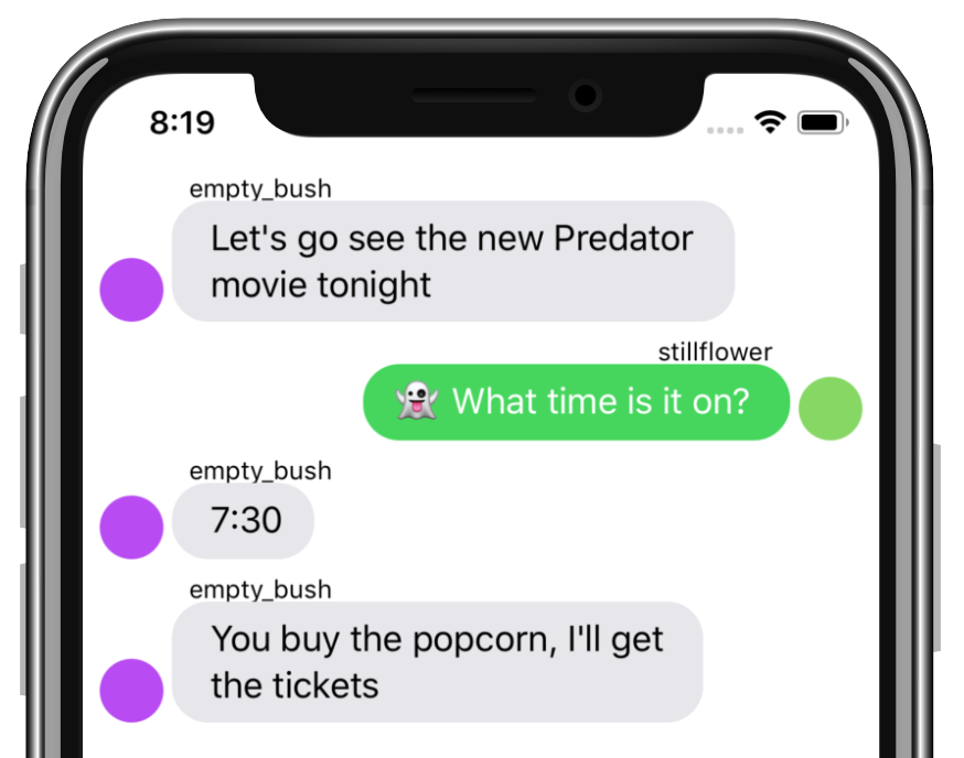 iOS Chat Tutorial: Building A Realtime Messaging App